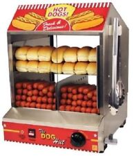 Hot Dog cuiseur vapeur, Hot Dog machine, Paragon Hot Dog cuiseur vapeur, Commercial, Usa Made