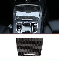 Mercedes Benz C Class W205 GLC X253 real Carbon Fiber centre console trim cover