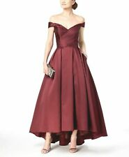 af1b4b741f6e Xscape Women Blue Off-shoulder Sweetheart Neck Ball Gown Dress Size 18w