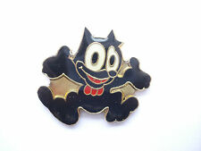 FELIX THE CAT COMIC STRIP BOOK RARE VINTAGE OLD CARTOON ENAMEL NEW PIN BADGE 99p