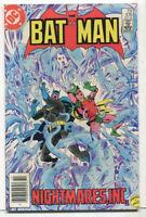 Batman #376 NM Nightmares,Inc.   DC Comics CBX7