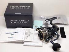 SHIMANO 17 TWINPOWER XD C5000XG   - Free Shipping from Japan