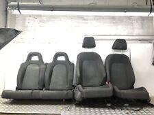 Volkswagen Scirocco 2010 Set Of Seats 2008-2014 CLOTH