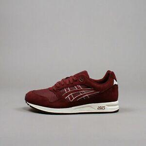 Asics Sportstyle Gel Saga Burgundy New Running Shoes lyte iii 3 Men 1191A125-600