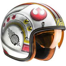 HJC FG-70S Star Wars X-Wing Rebelde Luchador Abierta Cara Casco Moto Motocicleta