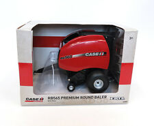 1/16TH CASE IH RB565 PREMIUM ROUND BALER WITH 1 BALE ZFN14893 14893