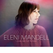 ELENI MANDELL - I CAN SEE THE FUTURE LP (+CD)  VINYL LP NEU