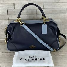 ❤️NWT COACH 1941 LANE SATCHEL 73720 COLORBLOCK LEATHER shoulder bag laptop tote