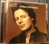 DELBERT MCCLINTON - Definitive Collection - CD - Original Recordings RARE