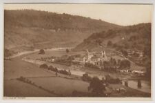 Wales postcard - The Vale of Tintern