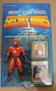 1984 Marvel Super Heroes Secret Wars Magneto & Secret Shield Mattel