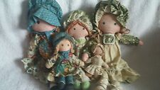 Holly Hobbie Dolls Amy Friends Kickerbocker 15 inch & smaller 1970s