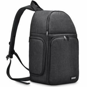 NEW Camera Bag Case Sling Backpack for Canon Nikon Sony Penta Waterproof
