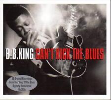 B.B. KING - CAN'T KICK THE BLUES (NEW SEALED 3CD)