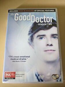 The Good Doctor: The Complete Season 2 - Genuine Region 4 DVD
