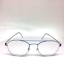 Original Lindberg 'Christoffer' Col 20 Light Blue Eyeglasses 52-19-145B