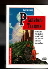 Planetenträume, 2x Science Fiction von Larry Niven, TB, gut