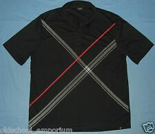 Poker Stars / MENS black button-up polo Shirt. Size: 2XL / 2TG