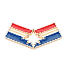 Marvel Comics Carol Danvers Captain Marvel Jewelry Brooch Pin