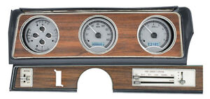 Dakota Digital 1970-72 Oldsmobile Cutlass Analog Gauges System VHX-70O-CUT-S-W
