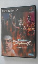 PS2 SONY PLAYSTATION 2 JAP NTSC VIRTUA FIGHTER 4 - SEGA -