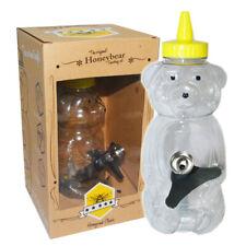 Original Honeybear Smoking Set by Honeycomb Classics Honey Bear Bong Water Pipe