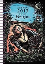 NEW Agenda 2013 de las brujas (Spanish Edition) by Llewellyn