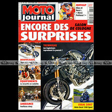 MOTO JOURNAL N°1732 GUZZI 1200 SPORT BMW HP2 KTM 690 SUPERMOTO ROYAL ENFIELD '06