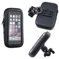 360° Waterproof Bike Bicycle Mount Holder Phone Case Cover iPhone S7 Universal