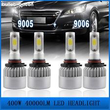 9005 9006 Combo LED Headlight 400W for Honda Civic 2004-2013 Odyssey 2005-2010