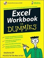Excel Workbook For Dummies (For Dummies (Computers))