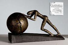 Esculturas decorativas de cocina de bronce para el hogar