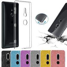 Custodia per Sony Xperia XZ3 XZ2 compatto XA2 XA1 custodia antiurto in silicone TPU Cover