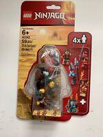 LEGO NINJAGO 40342 - Minifigure set - BNIB - Sealed