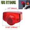 US Tail Light Lens For Honda CL70 CL90 CT90 CB350 CL450 CB750 #13011-323-014 Red