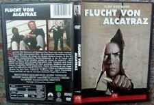 FLUCHT VON ALCATRAZ - USA 1979 - Clint Eastwood - DVD - Literaturverfilmung