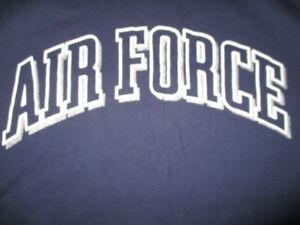 Vintage Soffe Label - AIR FORCE FALCONS (XL) T-Shirt