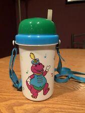 Barney Water Bottle