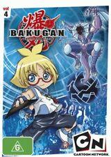 Bakugan: Heroes Rise - Volume 4 = NEW DVD R4