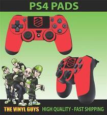 PS4 Playstation 4 Contrôleur Pad autocollant driveclub racing concept peaux x 2