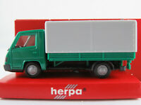 Herpa 041744 Mercedes-Benz 100 D P/P (1992-1995) in grün 1:87/H0 NEU/OVP