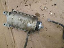 1975 Honda CB250 CB 250 starter electric start engine motor