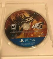 Persona 5 Royal for Playstation 4 PS4 / DISC ONLY