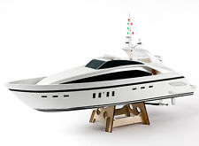 NEW Almost Ready to Run Cruiser Luxury Yacht RC Brushless Electric Boat ARTR