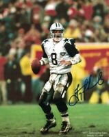 Troy Aikman Cowboys HOF Signed Autographed 8 x 10 Photo REPRINT