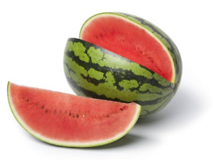 """Watermelon Seeds """"Crimson"""" (20 Seeds) Excellent Variety"""