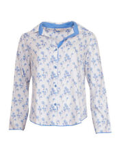 Cotton Floral Regular Size Women's Pyjama Tops