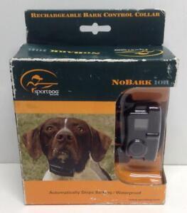 SportDog No Bark 10R No Bark Control Collar