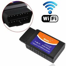 ELM327 WiFi Wireless OBD2 OBDII Car Auto Diagnostic Scanner for iPhone 4S 5 PC