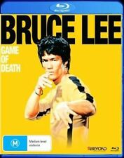 GAME OF DEATH (Bruce Lee) -  Blu Ray - Sealed Region free for UK